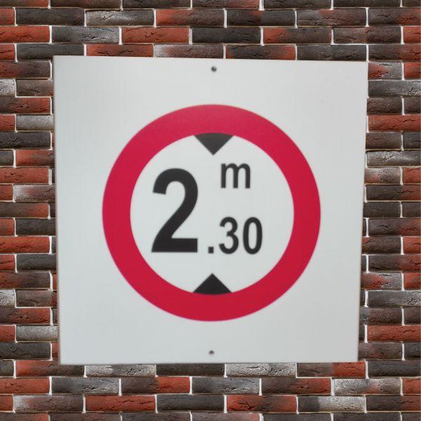 cartello in forex altezza massima