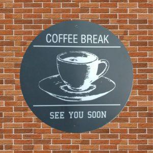 cartello in forex coffee break