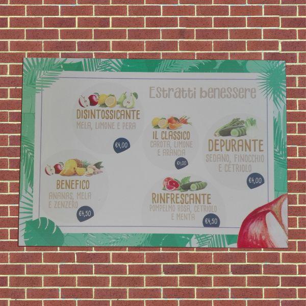 cartello in forex fresco bar estratti benessere