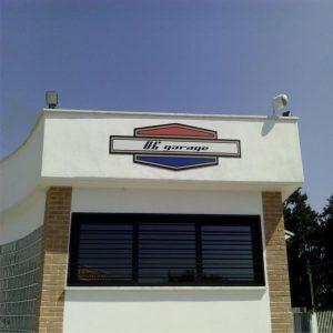 cartello in forex sagomato 06 garage