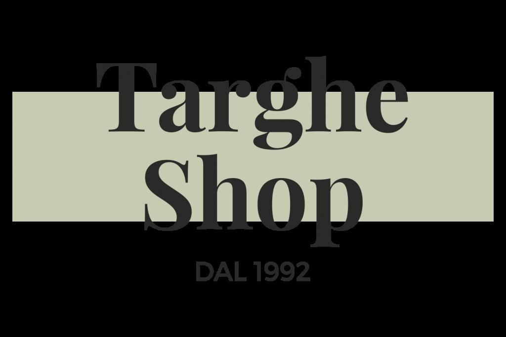 logo targhe personalizzate